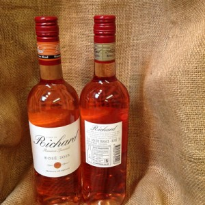 Cuve De Richard Rose